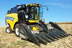 Commercial Split Harvesters - CR/TR