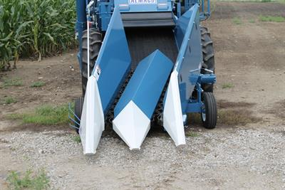 Offset Row Crop Head