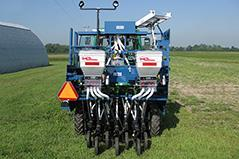 Heavy-Duty Grain Drill