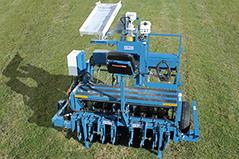 Light-Duty Grain Drill