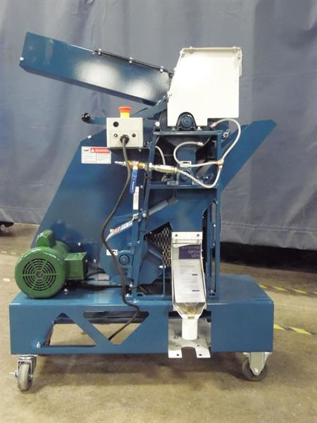 Small Vogel Plot Thresher