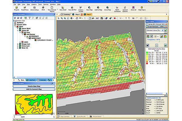 Plot Prescription ALMACO Innovating Seed Research Beyond The Field - Map plotting software free