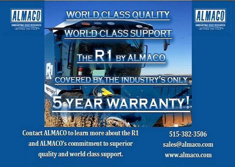 Exclusive R1 Combine 5 Year Warranty