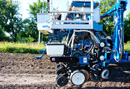 Row Crop Planting Systems